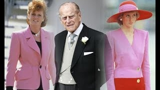 Royal FEUD: How Prince Philip 'held Diana and Fergie RESPONSIBLE for family trouble'  - Today News U