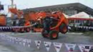 the dance of skid steer loaders LOCUST