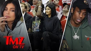 Kylie Jenner And Travis Scott Take It To The Floor! | TMZ TV