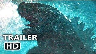 GODZILLA 2 Trailer Brasileiro LEGENDADO Final (Novo, 2019) REI DOS MONSTROS