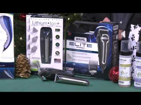 Wahl Holiday Gifts for 2015 with Scott Steinberg