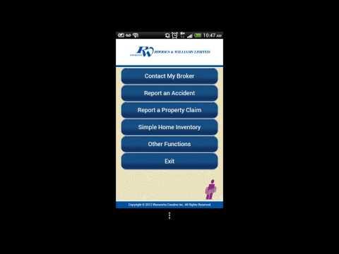 Insurance Broker App Tutorial