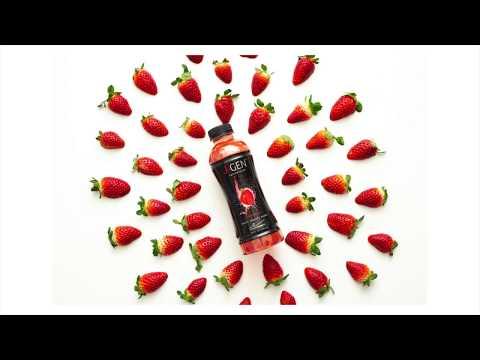 JGEN Antioxidant Drinks - Natural Fruit
