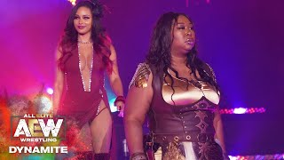 Post-AEW Dynamite Homecoming Dark Match Results: Awesome Kong In Action, 6-Man Tag Match
