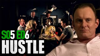 Con Artist Revenge   Hustle: Season 5 Episode 6 - FINALE (British Drama)   BBC   Full Episodes