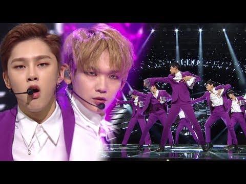 《SEXY》 JBJ(제이비제이) - Fantasy @인기가요 Inkigayo 20171112