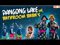 Pangong Lake లో Bathroom Baba's   Ladakh Ride Day-18   India-China Border   3 Idiot's Movie Shoot  