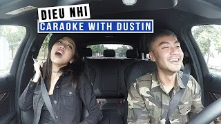 Diệu Nhi | Caraoke with Dustin
