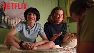 Stranger Things   Blooper - Stagione 3   Netflix