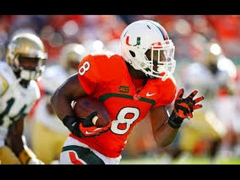 """Duke Johnson Highlights 