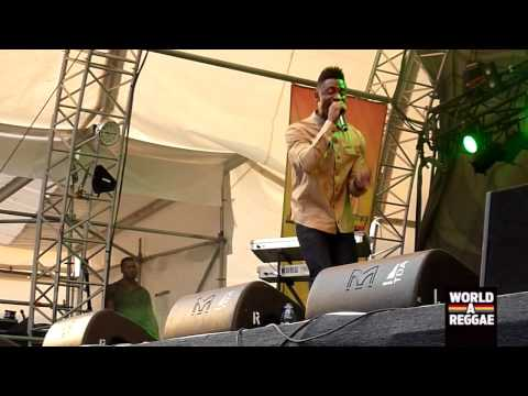 Christopher Martin live at Summerjam 2014