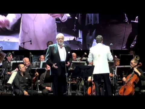 Placido Domingo at Starlite Festival 2015