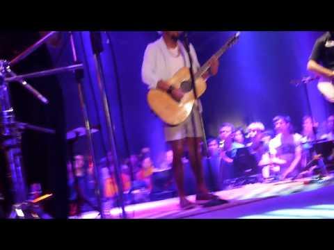 走慢一點點- 張震嶽&保力達大樂隊 (我是海雅谷慕 Live @ Legacy, Taipei- Jul.20,2013)