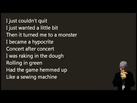 Eminem - Careful What You Wish For lyrics [HD]