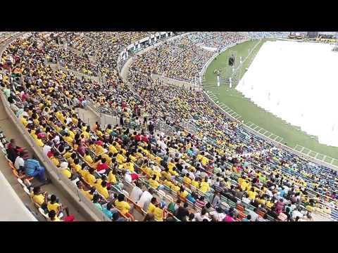 Nelson Mandela Memorial At MMStadium, Durban