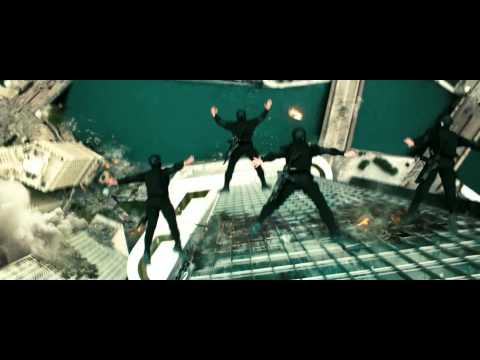 Transformers: Dark Of The Moon - Featuring Linkin Park's