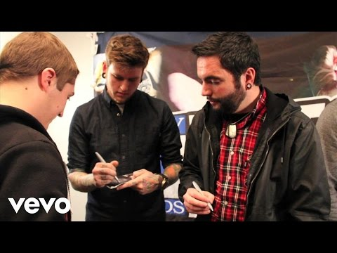 What Separates Me From You Listening Party (Nov 2010) by A Day To Remember
