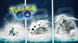 La MEJOR EVOLUCIÓN de ARON LAIRON AGGRON en Pokémon GO [Keibron]