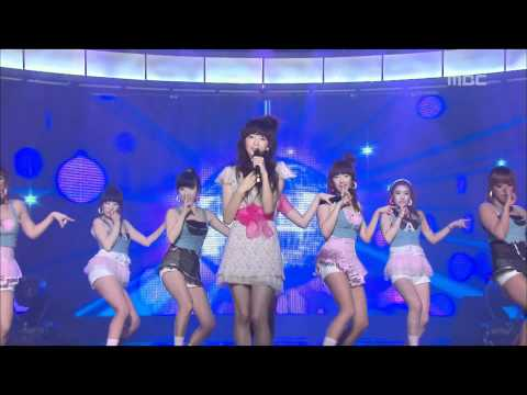 Davichi - Sad Promise, 다비치 - 슬픈 다짐, Music Core 20080405