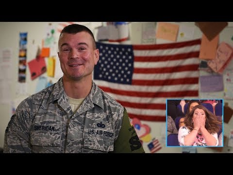 Military Wives Get a Mother's Day Surprise