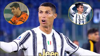Why C.Ronaldo Doesn't Have 100+ Assist For Juventus