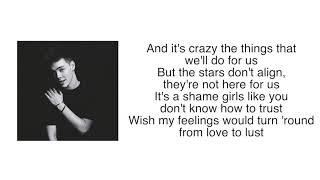 Falling - Why Don't We (Lyrics)