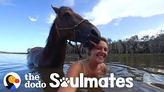 Loyal Horse And Her Mom Have The Strongest Bond | The Dodo Soulmates