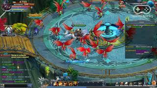 Геймплей браузерной игры Шторм Онлайн / Storm Online