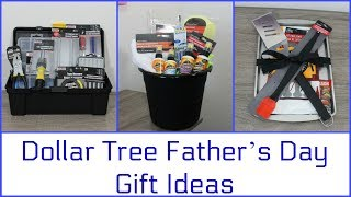 Dollar Tree Father's Day Gift Ideas - Collab