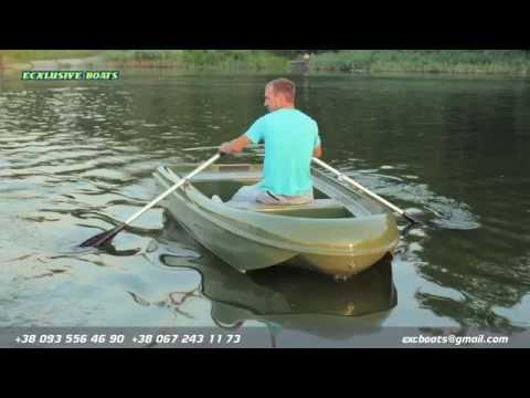 лодка для охоты и рыбалки от excboats