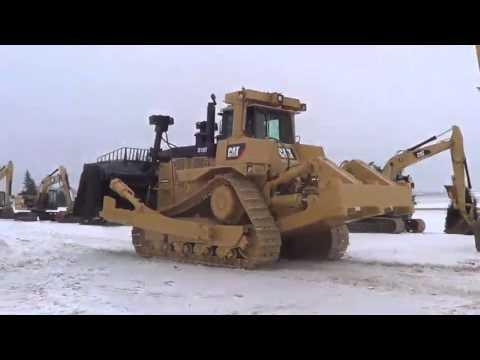 2006 Cat D10T Crawler Tractor A02011