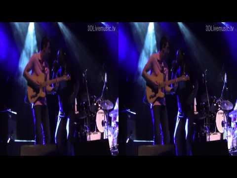 3D Live Music - Art Melody @ Rocher de Palmer Cenon (26/10/2011)