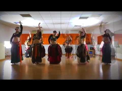 "Kayvalia's Tribal Troupe - song ""Yo Body Wanna Move"" by DEEPWAVE feat. Cumie & Oleg"