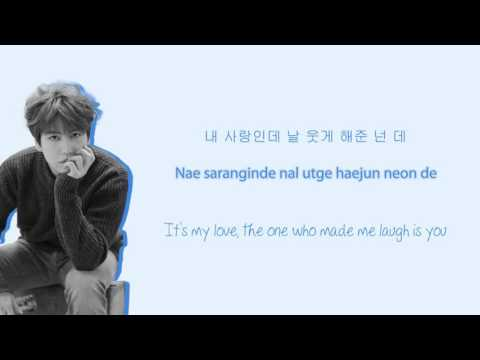 Kyuhyun - 멀어지던 날 (The day we felt the distance) lyrics (Hangul/Romanization/English)