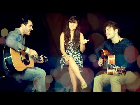 Baixar Treasure - Alyssa Bernal, Andy Lange, Josh Golden (Bruno Mars Cover)
