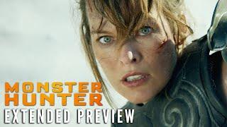 MONSTER HUNTER - Extended Preview | On Digital 2/16