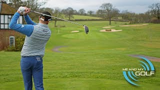 3 TIPS FOR A CONSISTENT GOLF SWING