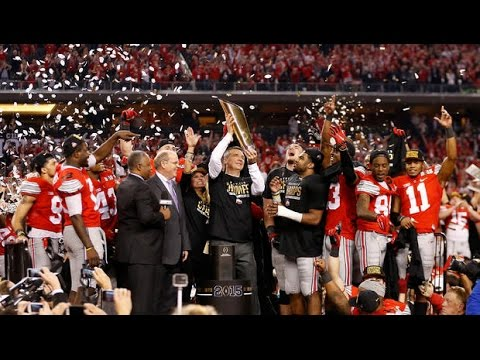 Ohio State Buckeyes Road to National Championship 2014-2015