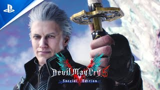 Devil may cry 5 special edition :  bande-annonce