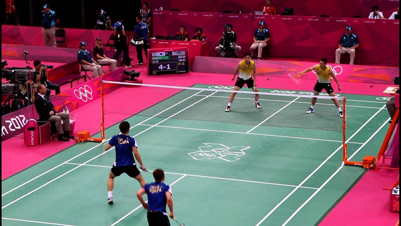 Olympia Live Badminton