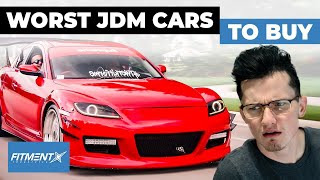 The Worst JDM Cars To Buy