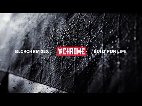 Video CHROME Sac BRAVO 3.0 Black Chrome