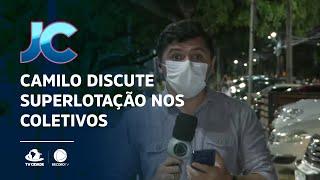 Governo do Ceará discute superlotação nos transportes coletivos com empresários do setor