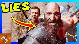 5 GOD OF WAR Easter Eggs and Secrets You Totally Missed