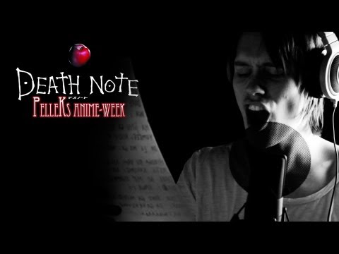 Baixar DEATH NOTE - THE WORLD (OPENING) by PELLEK