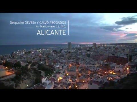 Despacho Devesa y Calvo Abogados en Alicante