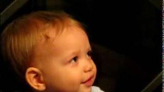 Baby Loves Iron Maiden