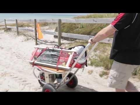 Seahorse Kontiki - Our Range of Trolleys