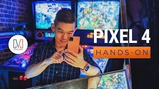 Google Pixel 4 & 4XL Unboxing & Hands-on