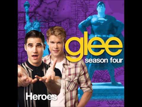 Baixar Glee - Heroes (By David Bowie) FULL VERSION + DOWNLOAD LINK + LYRICS